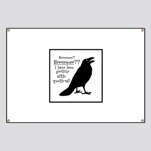 Quoth the Raven Banner