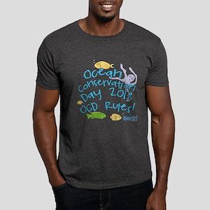 New Girl OCD Dark T-Shirt