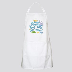 New Girl OCD Apron