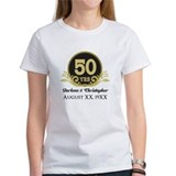 Golden anniversary Women's T-Shirt
