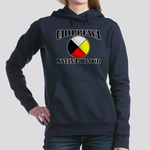 CHIPPEWA NATIVE BLOOD WHITE Sweatshirt
