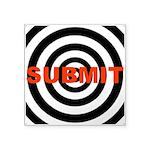 Submit Clear Sticker