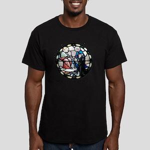 St Catherine of Siena Men's Fitted T-Shirt (dark)