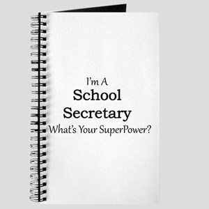 School Secretary Journal