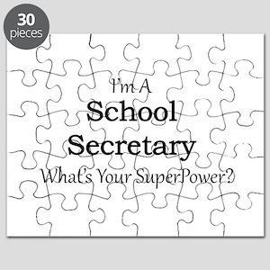 School Secretary Puzzle