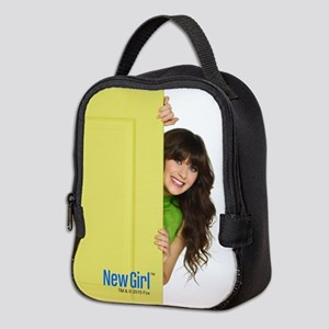 New Girl Life is Better Neoprene Lunch Bag