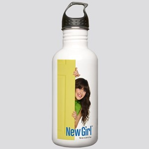 New Girl Life is Bette Stainless Water Bottle 1.0L