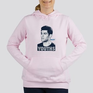 New Girl Youths Women's Hooded Sweatshirt