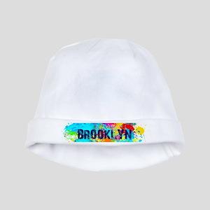 BROOKLUN NY SPLASH baby hat