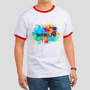 BROOKLUN NY SPLASH T-Shirt