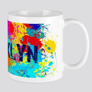 BROOKLUN NY SPLASH Mugs