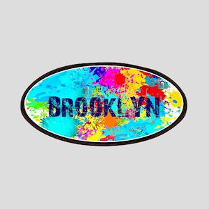 BROOKLUN NY SPLASH Patch