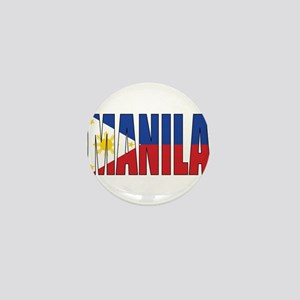 Manila Mini Button