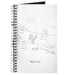 Easter Island Cartoon 9284 Journal