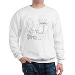 Whale Cartoon 9283 Sweatshirt