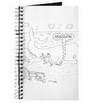 Whale Cartoon 9283 Journal