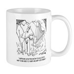 Harp Cartoon 6525 Mug