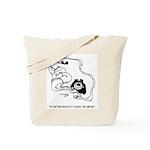 Snake Cartoon 1374 Tote Bag