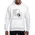 Snake Cartoon 1374 Hooded Sweatshirt