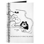 Snake Cartoon 1374 Journal