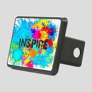 INSPIRE SPLASH Rectangular Hitch Cover