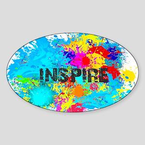 INSPIRE SPLASH Sticker