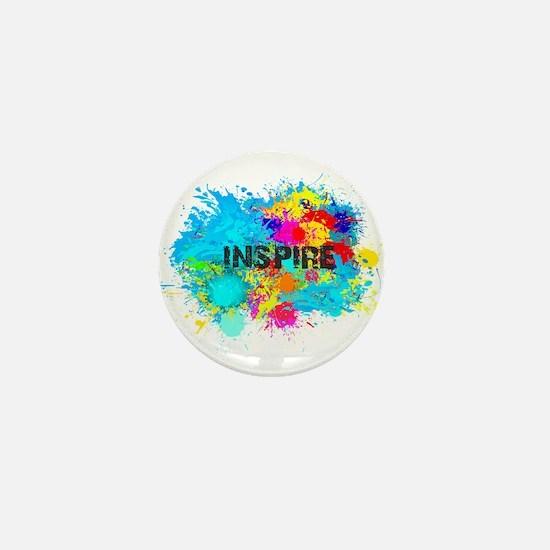 INSPIRE SPLASH Mini Button
