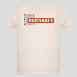 Scrabble Tiles Organic Kids T-Shirt