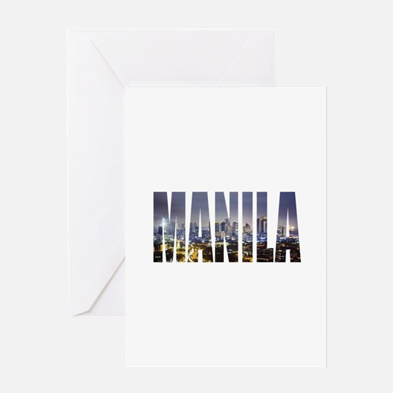 Manila Greeting Cards
