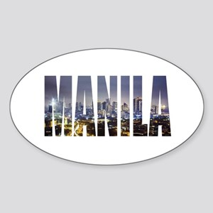 Manila Sticker