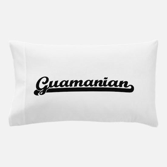 Guamanian Classic Retro Design Pillow Case
