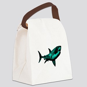 THE SEEKER Canvas Lunch Bag