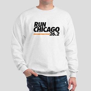 Run Chicago 26.2 Sweatshirt