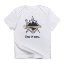 Funny Shark Infant T-Shirt