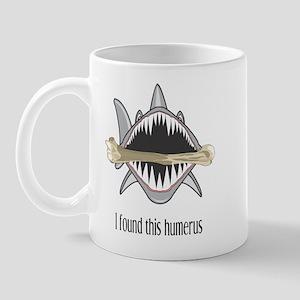 Funny Shark Mug
