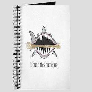 Funny Shark Journal