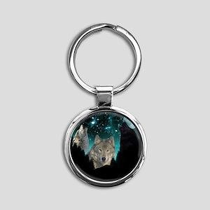 Wolves Twilight Keychains