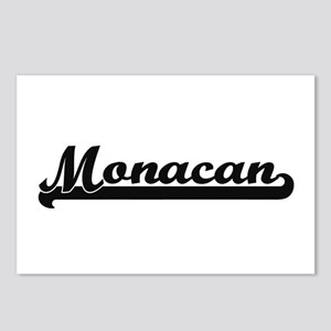 Monacan Classic Retro Des Postcards (Package of 8)