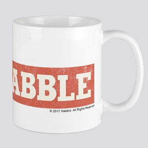 Scrabble Tiles 11 oz Ceramic Mug