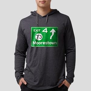 NJTP Logo-free Exit 4 Mooresto Long Sleeve T-Shirt