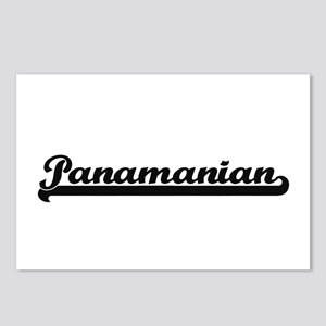 Panamanian Classic Retro Postcards (Package of 8)