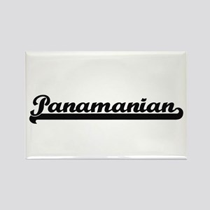 Panamanian Classic Retro Design Magnets