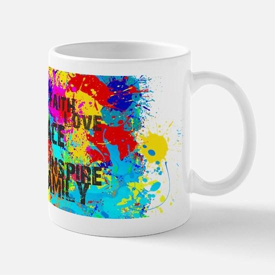 Splash Words of Good Mugs