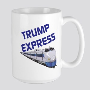 Trump Express Large Mugs
