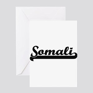 I love somali greeting cards cafepress somali classic retro design greeting cards m4hsunfo