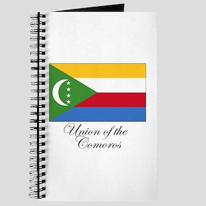 Union of the Comoros - Flag Journal