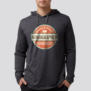 Sonographer Gift Idea Long Sleeve T-Shirt