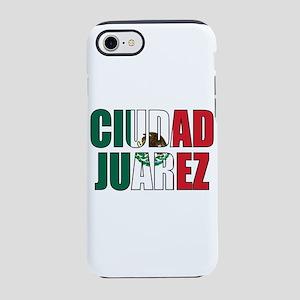 Ciudad Juarez iPhone 8/7 Tough Case