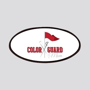 Color Guard Mom Patch