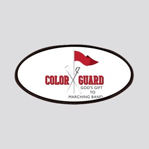 Color Guard Gift Patch